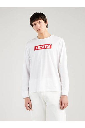 Levi's Relaxed Graphic Tee / White