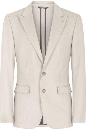 Dolce & Gabbana Blazer monopetto Taormina - Toni neutri