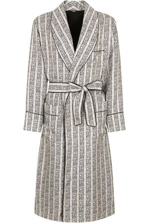 Dolce & Gabbana Vestaglia a righe - Toni neutri