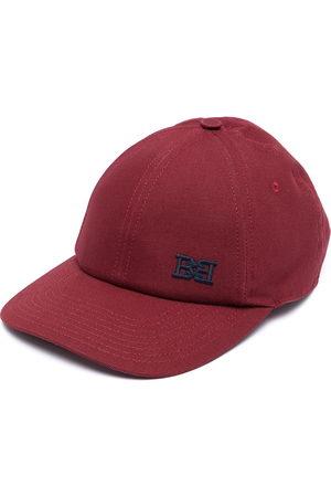 Bally Cappello da baseball con ricamo