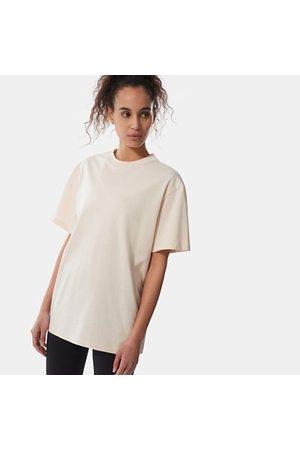 The North Face Donna T-shirt - The North Face T-shirt Donna Zumu Pink Tint Taglia L Donna