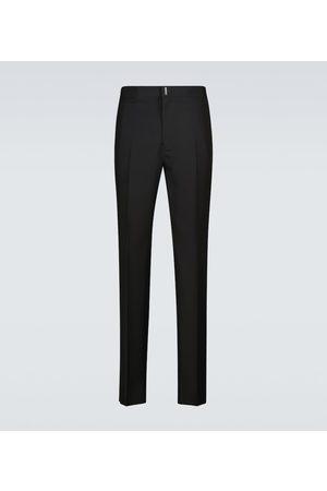 Givenchy Uomo Eleganti - Pantaloni sartoriali in lana