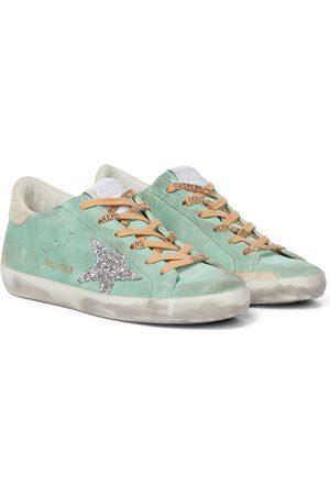 Golden Goose Donna Sneakers - Sneakers Superstar in suede