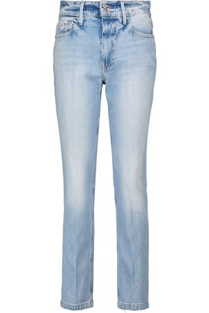 Frame Jeans slim Le Sylvie a vita alta