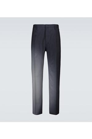 Fendi Pantaloni Spotlight in lana