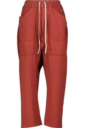 Rick Owens DRKSHDW - Pantaloni sportivi in cotone