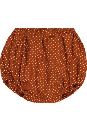 Caramel Baby - Culottes Grouper a pois in cotone