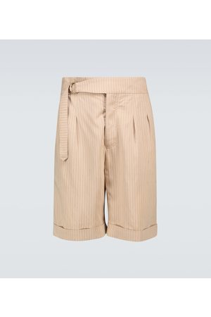 Nanushka Shorts Nagi a righe
