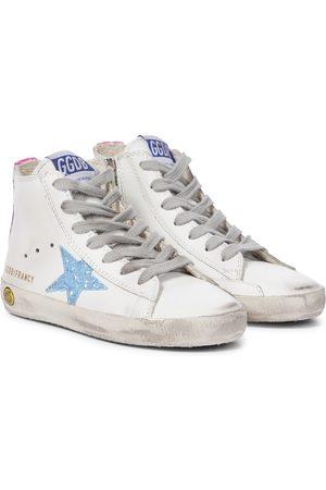 Golden Goose Kids Sneakers Francy in pelle