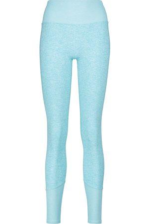 Alo Yoga Donna Leggings & Treggings - Leggings Lounge a vita alta