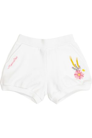 MONNALISA Baby - Shorts in cotone stretch
