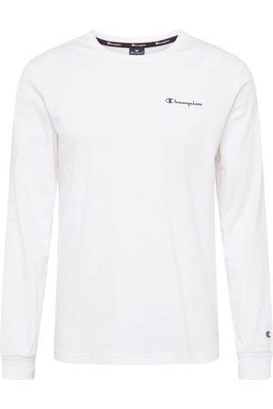 Champion Uomo T-shirt a maniche lunghe - Maglietta