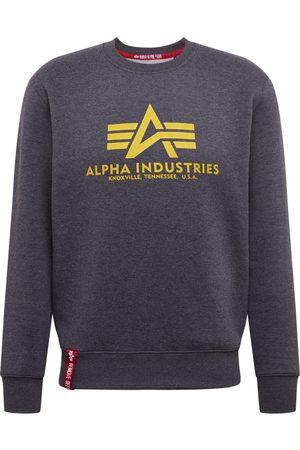 Alpha Industries Uomo Felpe - Felpa 'Basic