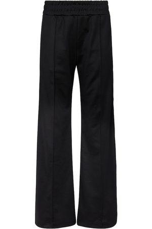 Fendi Pantaloni sportivi in misto cotone