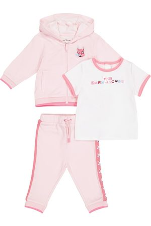 The Marc Jacobs Baby - Tuta in cotone con T-shirt