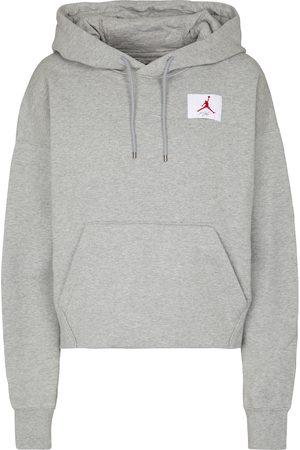 Nike Felpa Jordan Flight in cotone con cappuccio