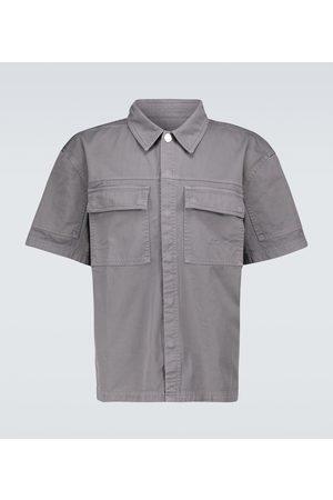 A-cold-wall* Camicia in twill di cotone
