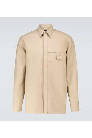 Givenchy Camicia in gabardine