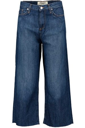 ROŸ ROGER'S Donna Jeans - JEANS CRPPED DENIM LINO DONNA