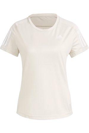 adidas Donna T-shirt sportive - T-SHIRT OWN THE RUN