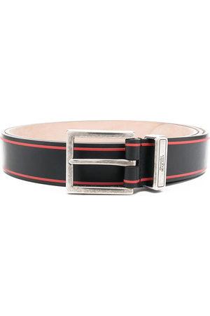 Alexander McQueen Uomo Cinture - Cintura con fibbia