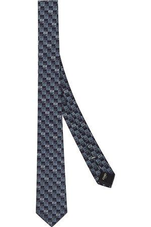 Fendi Cravatta con stampa