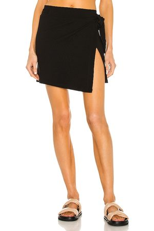 LnA Carusso Wrap Skirt in - . Size L (also in XS, S, M).