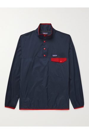 PATAGONIA Uomo Outdoor jackets - Houdini Snap-T Recycled Ripstop Jacket