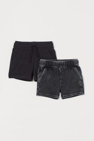 H & M Shorts in felpa, 2 pz