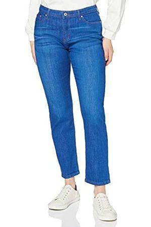 FIND Marchio Amazon - Jeans Boyfriend a Vita Regular con Strappi Donna, , 33W / 32L, Label: 33W / 32L
