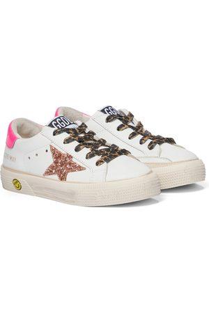 Golden Goose Sneakers May in pelle