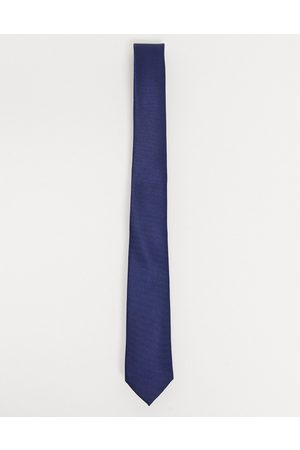 ASOS Cravatta sottile navy
