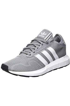 adidas Swift Run X, Scarpe da Ginnastica Uomo, Grey Three/Ftwr White/Core Black, 48 2/3 EU