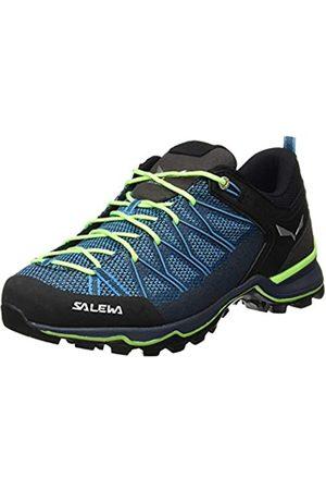 Salewa Ms Mountain Trainer Lite, Scarpe da Arrampicata Alta Uomo, Blu , 43 EU