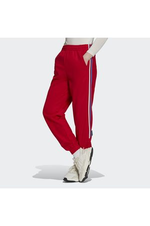 adidas Donna Pantaloni - Track pants adicolor Tricolor Primeblue