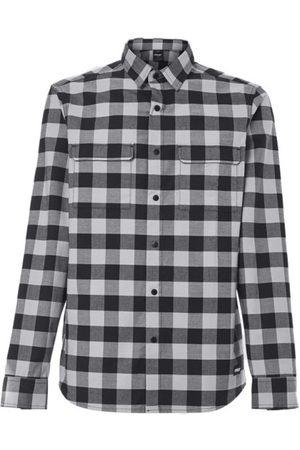 Oakley Checkered Ridge Long Sleeve - camicia MTB - uomo. Taglia 2XL