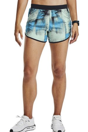 Under Armour UA W Fly By 2.0 Printed - pantaloncini running - donna