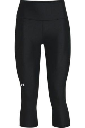 Under Armour Donna Capri - Capri HeatGear® Armour Hi-Rise - pantaloni corti fitness - donna