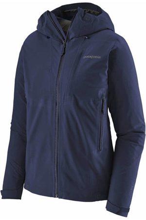 Patagonia Donna Giacche - Galvanized - giacca hardshell - donna. Taglia S