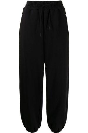 3.1 Phillip Lim Donna Pantaloni sportivi - Drawstring-waist track pants