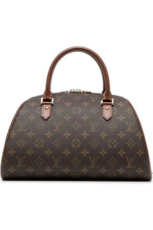 LOUIS VUITTON Borsa a mano Rivera MM in pelle e pvc Pre-owned 2004