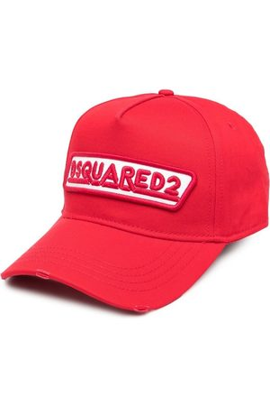 Dsquared2 Cappello con ricamo