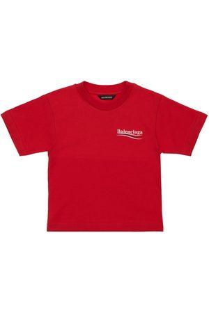 Balenciaga T-shirt In Cotone Organico