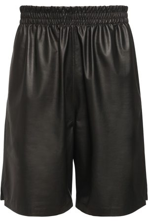 BOTTEGA VENETA Shorts In Pelle