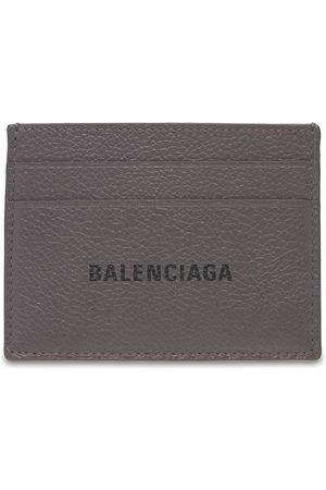Balenciaga Porta Carte Di Credito In Pelle