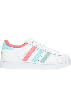 "ADIDAS ORIGINALS Sneakers ""superstar"" In Pelle"