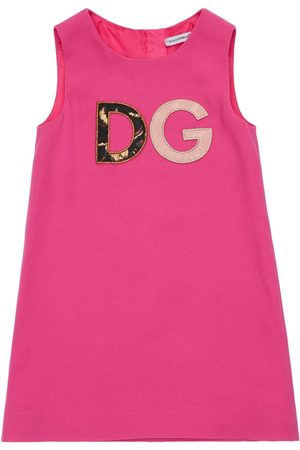 Dolce & Gabbana Vestito A-line In Cady Stretch