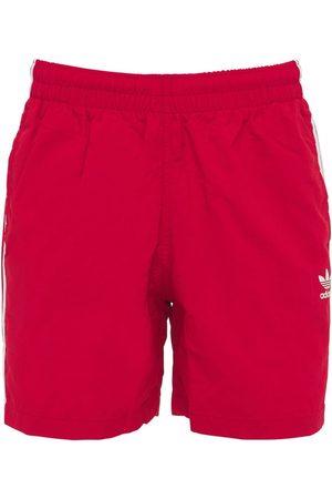 "adidas Shorts ""primegreen 3-stripe"" In Techno"