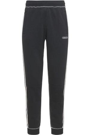 adidas Pantaloni In Felpa Di Misto Cotone