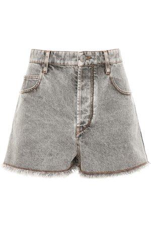 "Isabel Marant Shorts ""lesiasr"" In Denim"